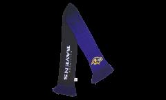 Écharpe NFL Baltimore Ravens - 17 x 150 cm
