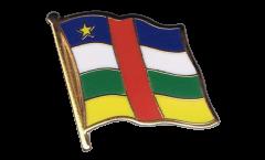 Pin's (épinglette) Drapeau République Centralafricaine - 2 x 2 cm