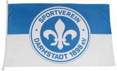 Drapeau SV Darmstadt 98 - 100 x 150 cm