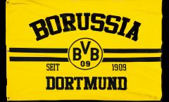Drapeau Borussia Dortmund - 100 x 150 cm