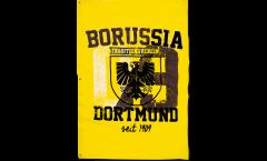 Drapeau Borussia Dortmund Stadtwappen - 100 x 150 cm