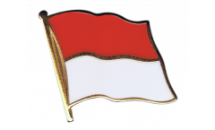 Pin's (épinglette) Drapeau Indonésie - 2 x 2 cm