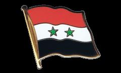 Pin's (épinglette) Drapeau Syrie - 2 x 2 cm