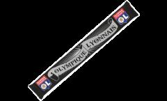 Écharpe Olympique Lyonnais Noir - 130 cm