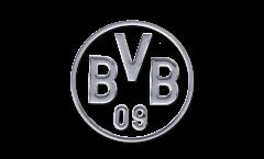 Adhésif autocollant / sticker Borussia Dortmund - 8 x 8 cm