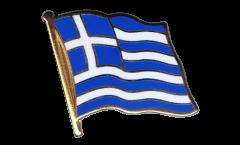Pin's (épinglette) Drapeau Grèce - 2 x 2 cm