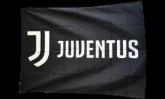 Drapeau Juventus Turin Logo - 100 x 140 cm