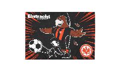 Drapeau Eintracht Frankfurt Attila - 60 x 90 cm