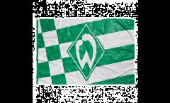 Drapeau Werder Bremen Raute  - 120 x 180 cm