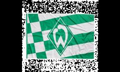 Drapeau Werder Bremen Raute  - 100 x 150 cm