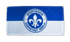 Drapeau SV Darmstadt 98 Logo - 70 x 140 cm
