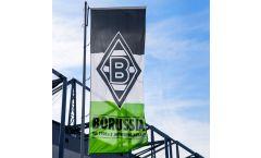 Drapeau Borussia Mönchengladbach Balken - 400 x 150 cm