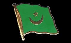 Pin's (épinglette) Drapeau Mauritanie 1959-2017 - 2 x 2 cm