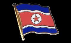 Pin's (épinglette) Drapeau Corée du Nord - 2 x 2 cm