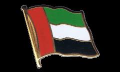 Pin's (épinglette) Drapeau Emirats Arabes Unis - 2 x 2 cm