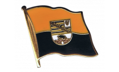 Pin's (épinglette) Drapeau Allemagne Saxe-Anhalt - 2 x 2 cm