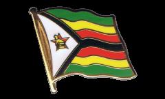Pin's (épinglette) Drapeau Zimbabwe - 2 x 2 cm