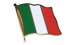 Pin's (épinglette) Drapeau Italie - 2 x 2 cm