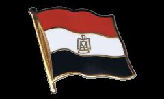 Pin's (épinglette) Drapeau Egypte - 2 x 2 cm