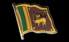 Pin's (épinglette) Drapeau Sri Lanka - 2 x 2 cm