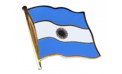 Pin's (épinglette) Drapeau Argentine - 2 x 2 cm