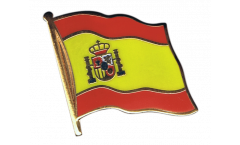 Pin's (épinglette) Drapeau Espagne - 2 x 2 cm