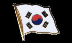 Pin's (épinglette) Drapeau Coree du Sud - 2 x 2 cm