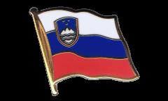 Pin's (épinglette) Drapeau Slovénie - 2 x 2 cm