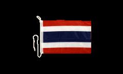 Drapeau pour bateau Thaïlande - 30 x 40 cm