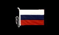 Drapeau pour bateau Russie - 30 x 40 cm