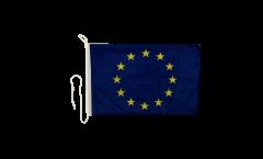 Drapeau pour bateau Union européenne UE - 30 x 40 cm