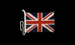 Drapeau pour bateau Royaume-Uni - 30 x 40 cm