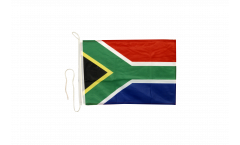 Drapeau pour bateau Afrique du Sud - 30 x 40 cm