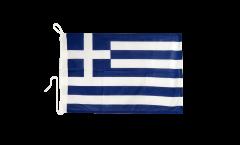 Drapeau pour bateau Grèce - 30 x 40 cm