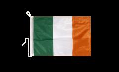 Drapeau pour bateau Irlande - 30 x 40 cm
