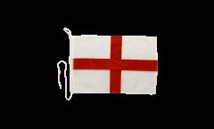 Drapeau pour bateau Angleterre - 30 x 40 cm