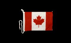 Drapeau pour bateau Canada - 30 x 40 cm