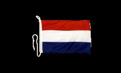 Drapeau pour bateau Pays-Bas - 30 x 40 cm