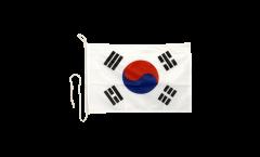 Drapeau pour bateau Corée du Sud - 30 x 40 cm