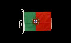 Drapeau pour bateau Portugal - 30 x 40 cm
