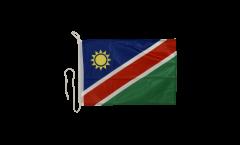 Drapeau pour bateau Namibie - 30 x 40 cm