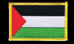 Écusson brodé Palestine - 8 x 6 cm