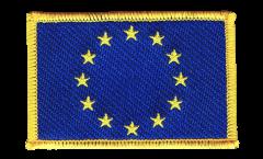 Écusson brodé Union européenne UE - 8 x 6 cm