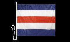 Drapeau du signal Charlie (C) - 75 x 90 cm