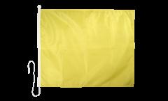 Drapeau du signal Quebec (Q) - 75 x 90 cm