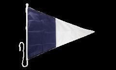 Drapeau du signal de substitution 2 - 60 x 90 cm