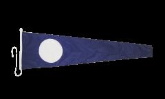 Drapeau du signal numérique 2 - 45 x 180 cm