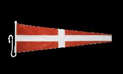 Drapeau du signal numérique 4 - 45 x 180 cm