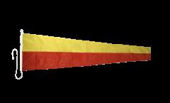 Drapeau du signal numérique 7 - 45 x 180 cm