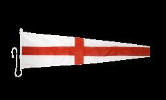 Drapeau du signal numérique 8 - 45 x 180 cm